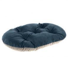 Ferplast Prince 65 / 6 pernă pentru câini albastru-bej 65 x 42 cm