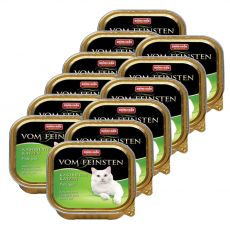 Animonda Vom Feinsten Castrated Cats - curcan 12 x 100g