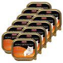 Pateu Animonda Vom Feinsten Adult Cats - paşăre şi viţel 12 x 100g