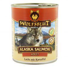 Conservă WOLFSBLUT Alaska Salmon 800 g