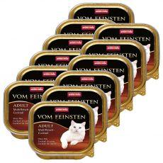 Animonda Vom Feinsten pentru pisici adulte – ficat de pui 12 x 100 g