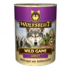 Conservă WOLFSBLUT Wild Game 400 g