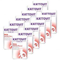 Kattovit Niere / Renal renală Pungă de vită 12 x 85 g
