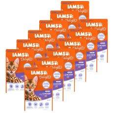 Iams Kitten chicken 12 x 85 g