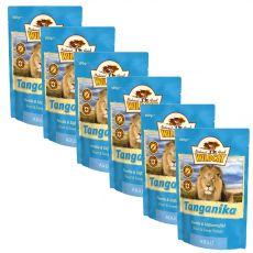Wildcat Tanganika Pliculeț 6 x 100 g