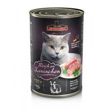 Leonardo Iepure -  conservă pentru pisici 400 g