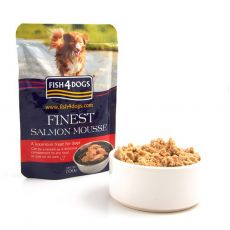 FISH4DOGS Finest Salmon Mousse 100 g