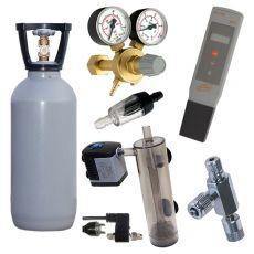 Set CO2 AAA  1,5 kg + pH metru GRATUIT