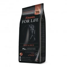 Fitmin dog For Life Beef & Rice 14 kg
