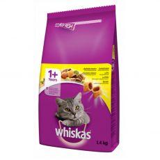 Whiskas pui 1,4 kg