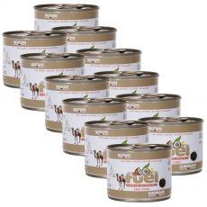Meat Love Fuel conserve cu cămilă 12 x 200 g