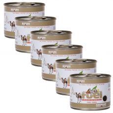 Meat Love Fuel conserve cu cămilă 6 x 200 g