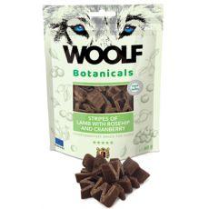 Woolf Botanicals șuvițe de miel cu măceșe și merișoare 80 g