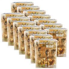 Hrană umedă Taste of the Wild Lamb 14 x 390 g