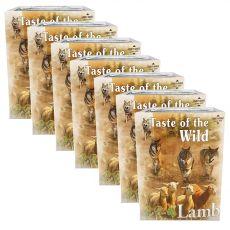 Hrană umedă Taste of the Wild Lamb 7 x 390 g