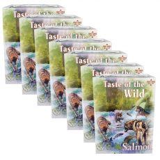 Hrană umedă Taste of the Wild Salmon 7 x 390 g
