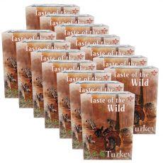 Hrană umedă Taste of the Wild Turkey 14 x 390 g