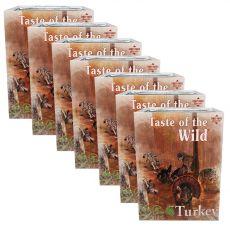 Hrană umedă Taste of the Wild Turkey 7 x 390 g