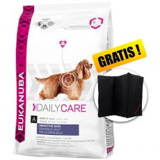 EUKANUBA Daily Care for SENSITIVE SKIN - 12 kg