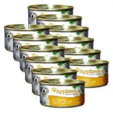 Conservă de pui Applaws Dog Puppy 12 x 95 g
