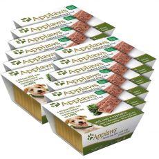 AApplaws Paté Dog - Pâté cu Miel și Legume pentru câini, 12 x 150g