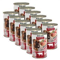 Nou Conservă BEWI DOG – Beef Tripe, 400g