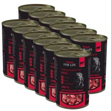 Can Fitmin For Life RIND 12 x 400 g