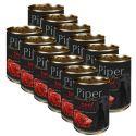 Piper Platinum Pure conservă cu carne de vită şi orez brun 12 x 400 g