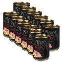 Piper Platinum Pure conservă cu curcan şi cartofi  12 x 400 g