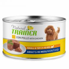 Trainer Natural Adult Small & Toy pui 150 g