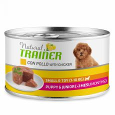 Trainer Natural Puppy Small & Toy pui 150 g