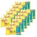 Friskies hrană pentru pisici la plic - somon, ton, sardine și peşte cod în sos 12 x (4 x 85 g)
