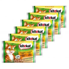 Kitekat pliculețe Farm menu în sos 6 x (4 x 100 g)