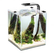 AQUAEL Shrimp Set Smart 10 D&N negru 20 x 20 x 25 cm