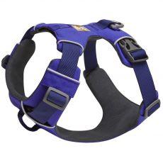 Ham pentru câini Ruffwear Front Range Harness, Huckleberry Blue XXS