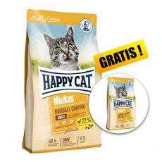 Happy Cat Minkas Hairball Control 10 kg + CADOU