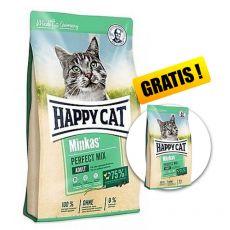 Happy Cat Minkas Perfect Mix 10 kg + CADOU
