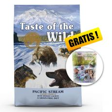 TASTE OF THE WILD Pacific Stream Canine 18,14 kg + CADOU