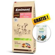 EMINENT Grain Free Puppy 12 kg + CADOU
