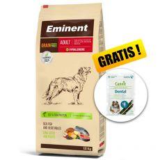 EMINENT Grain Free Adult 12 kg + CADOU