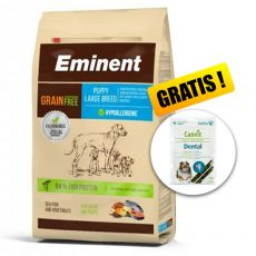EMINENT Grain Free Puppy Large Breed 12 kg + CADOU