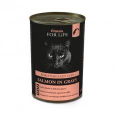 Fitmin Cat For Life Somon 415 g