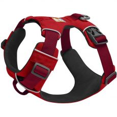 Ham pentru câini Ruffwear Front Range Harness, Red Sumac XXS