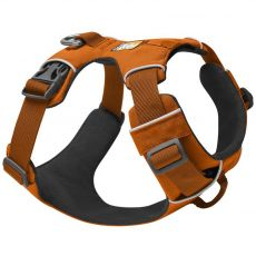 Ham pentru câini Ruffwear Front Range Harness, Campfire Orange XXS