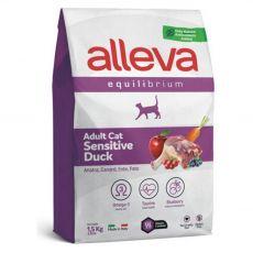 Alleva EQUILIBRIUM Adult Cat Sensitive Duck 1,5kg