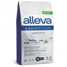 Alleva EQUILIBRIUM Weight Control Adult mini / medium 2 kg