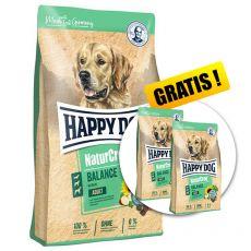 Happy Dog Naturcroq Balance 15 kg + CADOU