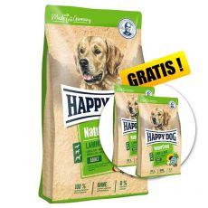 Happy Dog NaturCroq LAMM & REIS 15 kg + CADOU