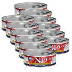 Farmina N&D cat Quinoa Weight Management can 12 x 80 g