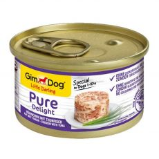 GimDog Pure Delight pui + ton 85 g